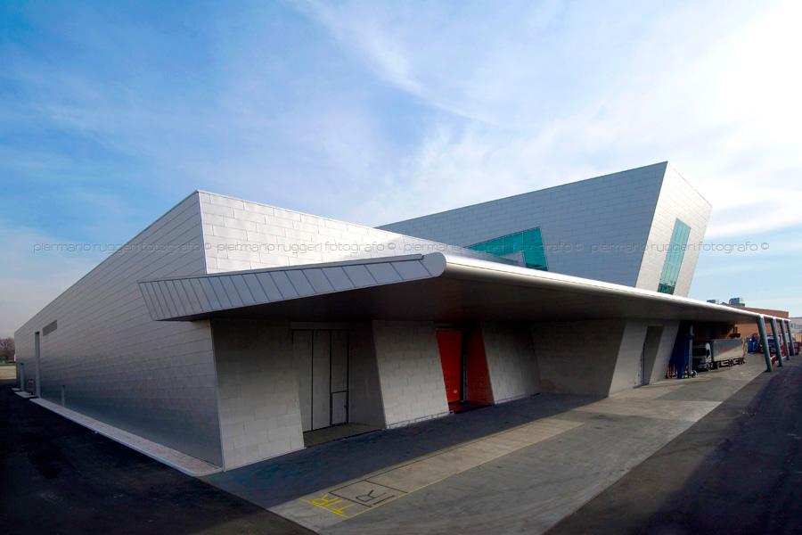 centro stampa quotidiani - brescia - arch. lamberto cremonesi