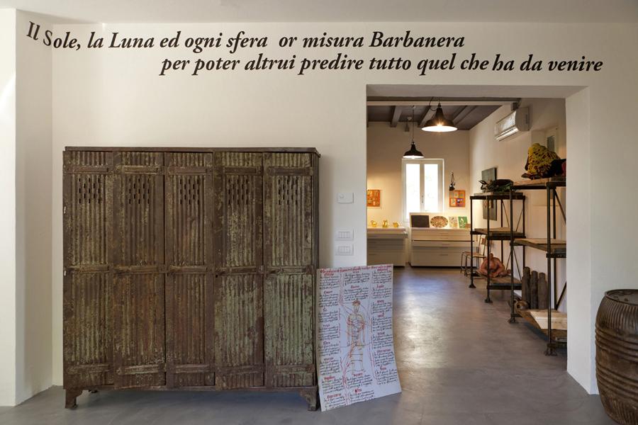 editoriale campi - fondazione barbanera - spello pg