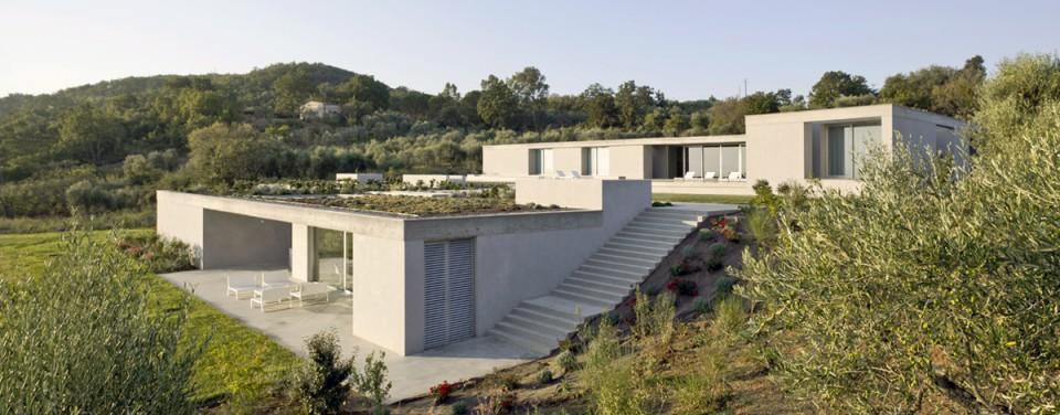 casa in basilicata - osa architettura e paesaggio